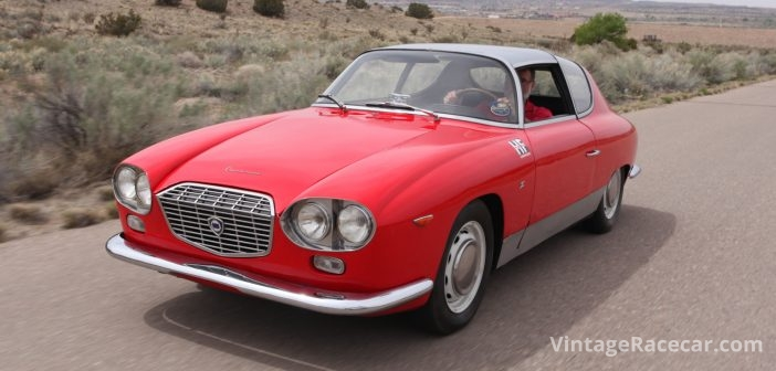 """What on Earth?""—1965 Lancia Flavia Sport Zagato"