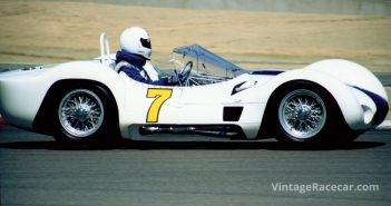 The first Maserati Tipo 60 ÒBirdcageÓ is completed (1959).