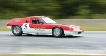 The 1966 Lotus 47 Europa of James Roberts.Photo: Michael Casey-DiPleco
