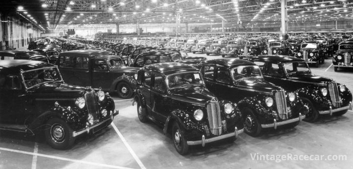 The Rootes Story—Post-War Challenges