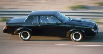 The legendary 1987 Buick GNX was the quickest car the brand has produced, with 0-60 mph acceleration in just 4.6 seconds.