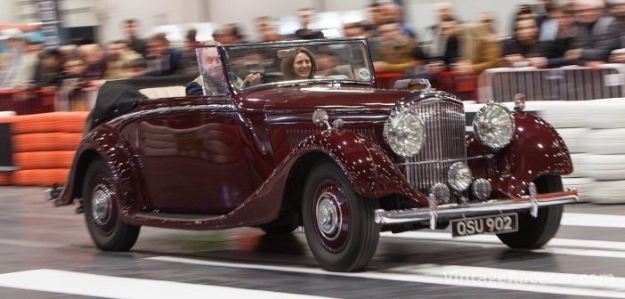London Classic Car Show Photo Gallery