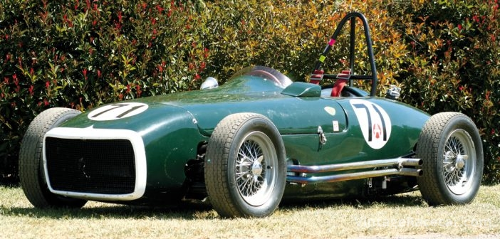 1955 Crowfoot Holden Special. Photo: Casey Annis