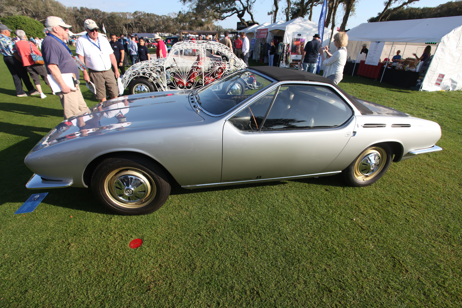 VW should have built it - 1965 Karmann Ghia Type 1 Concept Car.