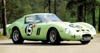 1962 Ferrari 250 GTO. Photo: Peter Collins