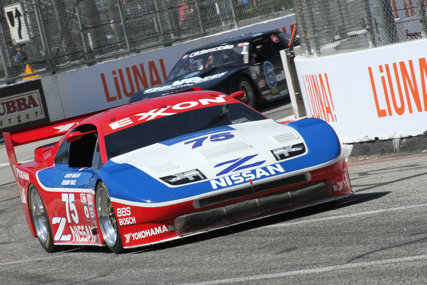 # 75 -1991 Nissan 300ZX - Mike Parsons Craig R. Edwards