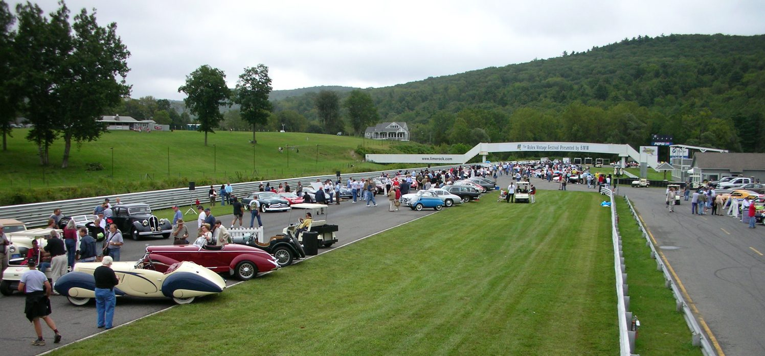 Sunday in the Park Concours d'Elegance.