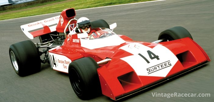 1972 Surtees TS9B. Photo: Peter Collins