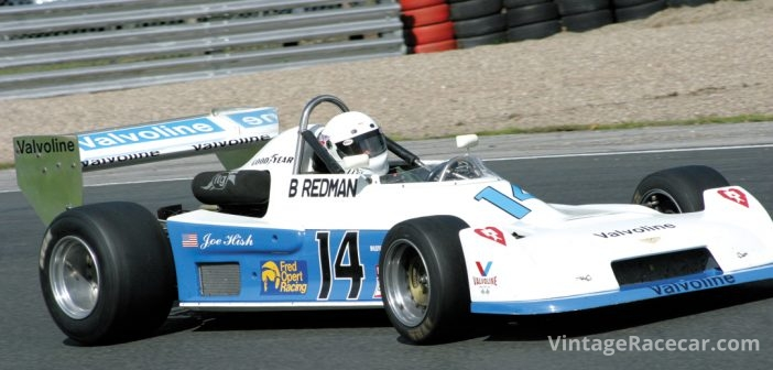 Brian Redman took a fine 4th place in the Chevron B42Photo: Keith Booker