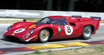 The 1969 Lola T-70 MkIIB of Theo Bean, Jr.Photo: Bob Krueger