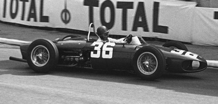 Richie Ginther—The Ultimate Grand Prix Teammate?