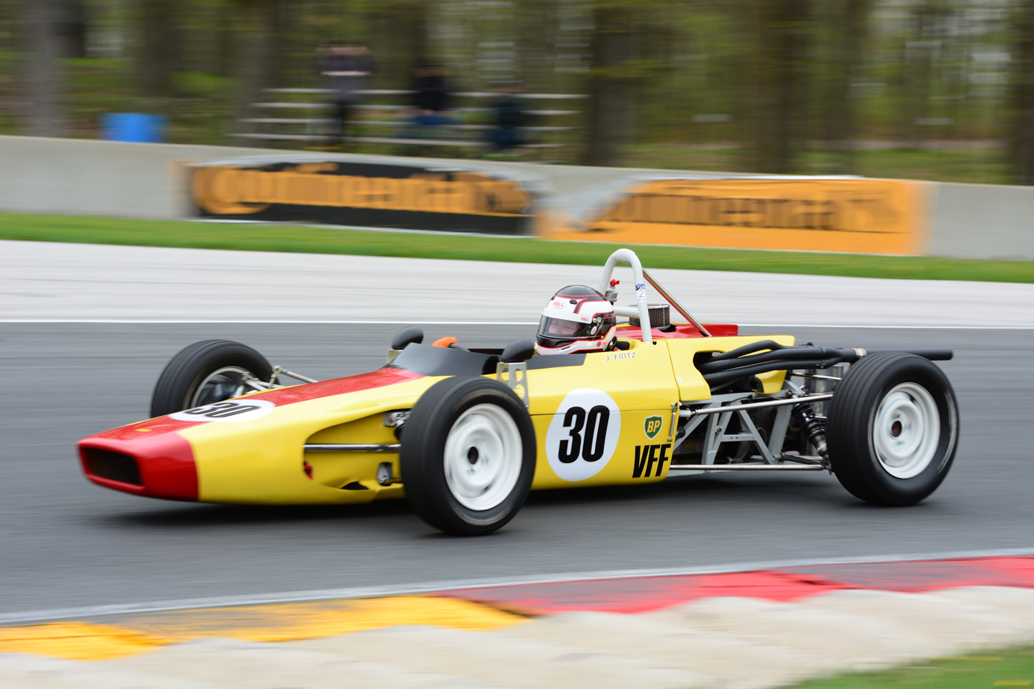 18 MAY: SVRA Spring Vintage Festival Fred Sickler