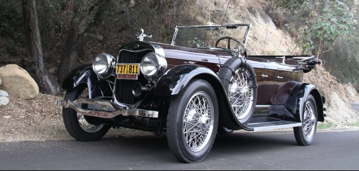 The Great Emancipator—1925 Lincoln Phaeton