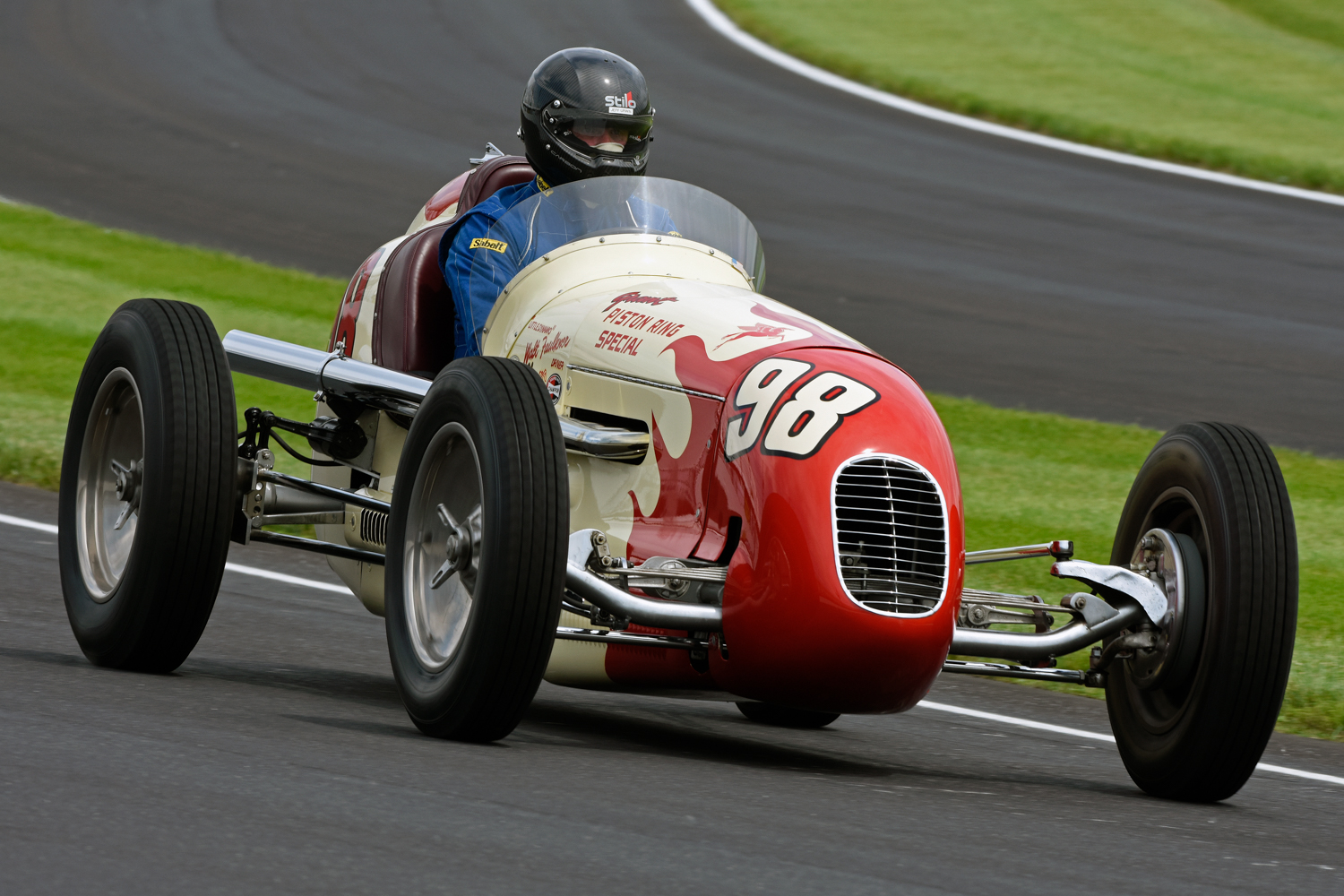 2019 Indianapolis Historic Lapping J. Hatfield