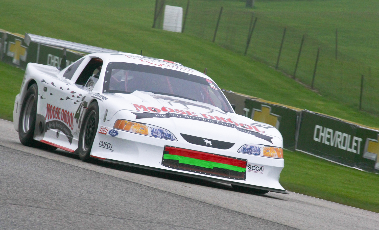 #47 - Craig Olson - 2000 Ford Mustang. Photo: Jeff Schabowski
