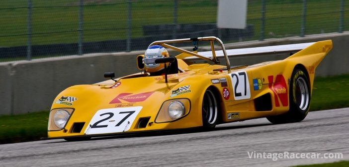 #27 - Walter Vollrath - 1972 Lola T 290. Photo: Jeff Schabowski