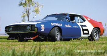 1971 Trans-Am Javelin AMX. Photo: Casey Annis
