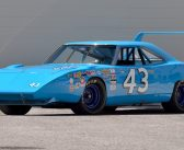 Famed Petty Superbird Headlines Massive Werner Racecar Collection