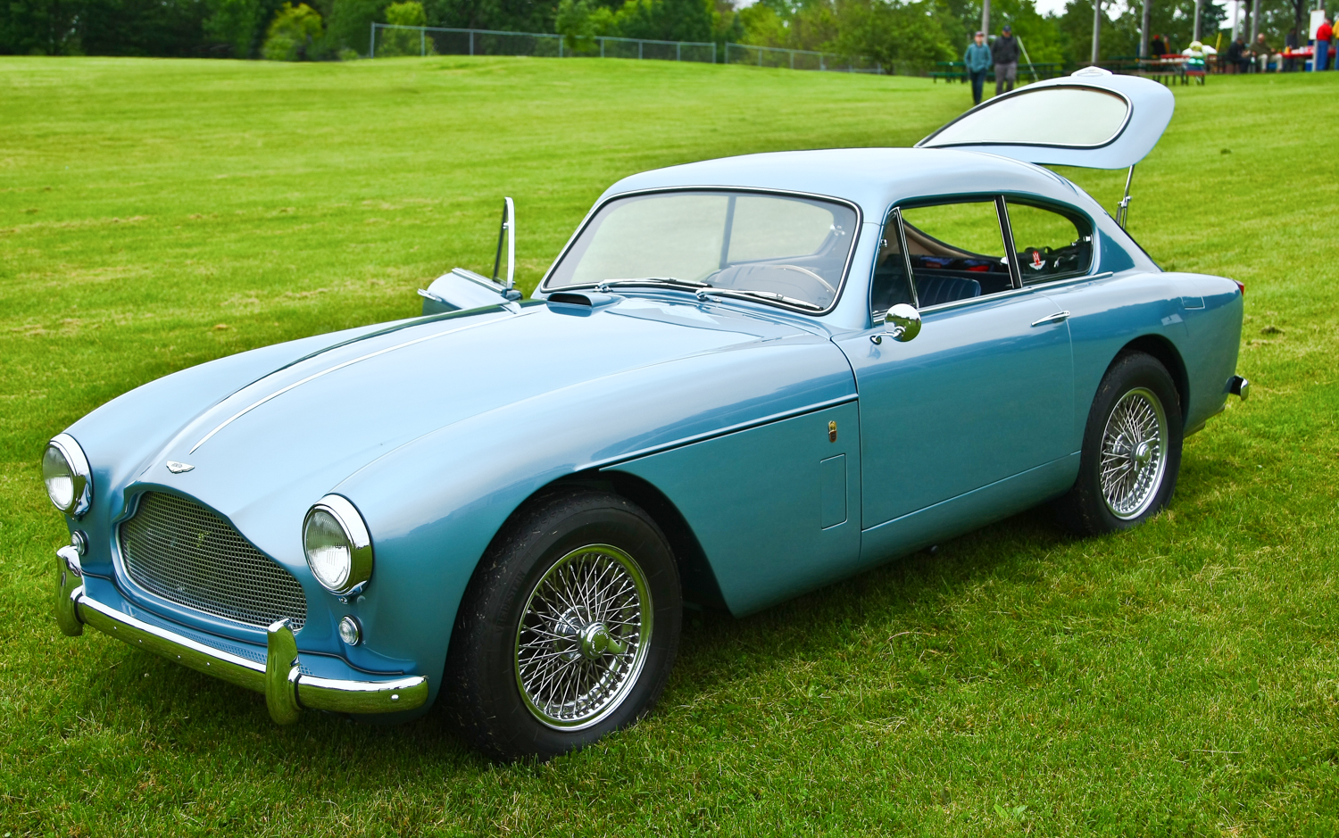 1957 Aston Martin DB III - Peter Connover