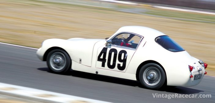 The 1959 Speedwell GT of Dan Leonard.Photo: Walter Pietrowicz