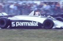 Piquet would go on to win the World Drivers Championship, but he could only manage 5th in the Canadian rain.