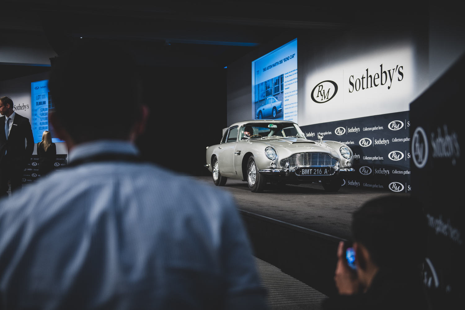 Darin Schnabel ©2019 Courtesy of RM Sotheby's