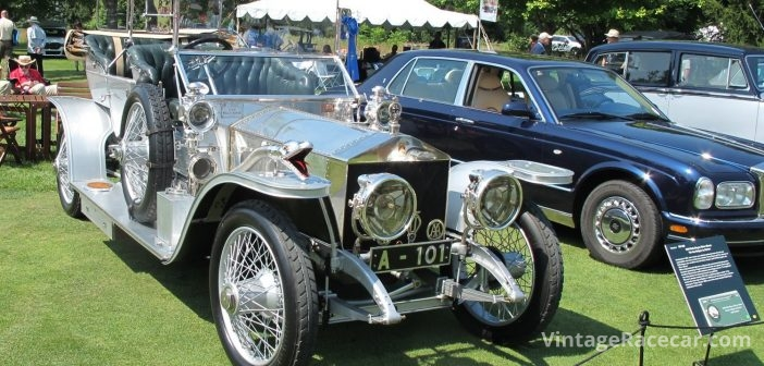 Concours of America Photo Gallery
