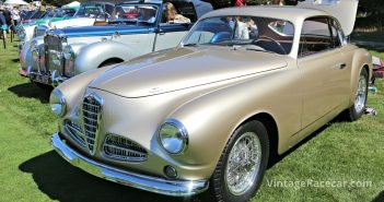1951 Alfa Romeo 1900C Sprint. Larry & Jane Solomon