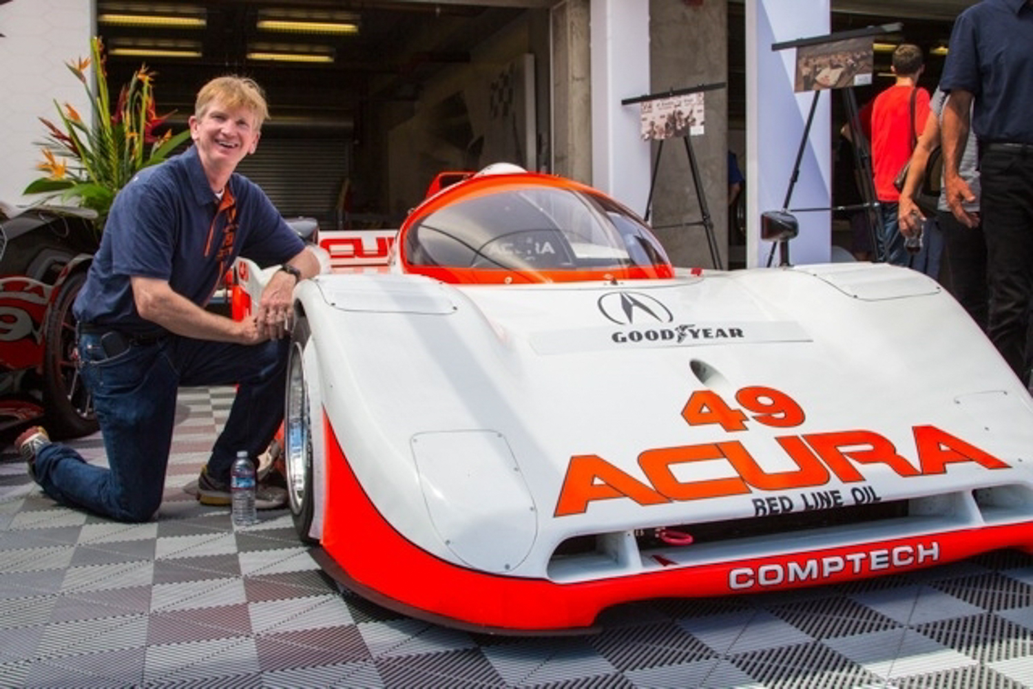 Acuras, past and future, star at 2015 Rolex Monterey Motorsports Acura