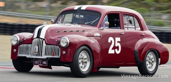 Moment of Madness—1948 Holden 48-215