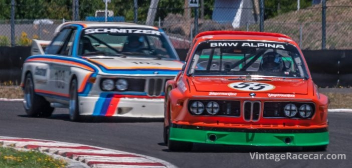 Portland Vintage Racing Festival Photo Gallery