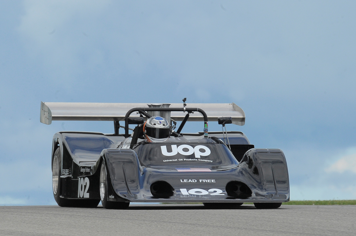 UOP Shadow 50th Anniversary to Feature at Road America