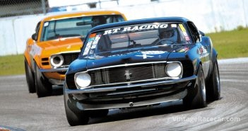 The 1970 Mustang of Adam Rupp.Photo: Fred Sickler