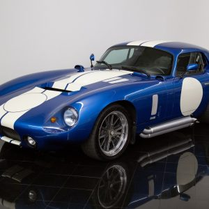 1964 Shelby Daytona - Track Ready, One Owner, Low Miles!