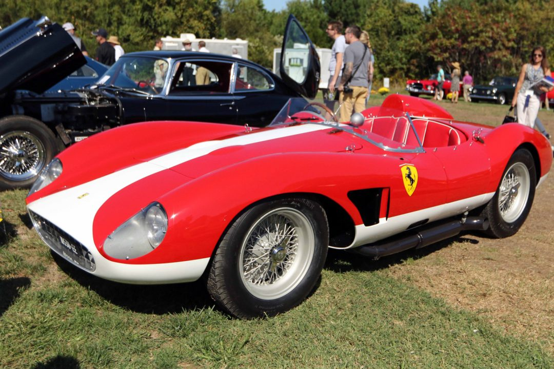 "2019 St Michaels Concours d'Elegance - St Michaels, MD - September 29, 2019 M. M. ""Mike"" Matune Jr."