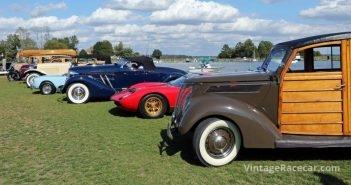 St. Michaels Concours Photo Gallery