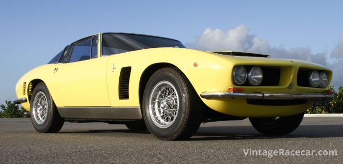 American Muscle in an Italian Suit—1968 Iso Grifo