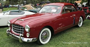 1954 Ford Comete Monte Carlo Facel Coupe. Joe Hensler