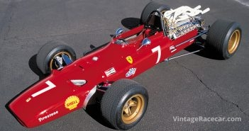 1967 Ferrari 312 Chassis 0007. Photo: Casey Annis