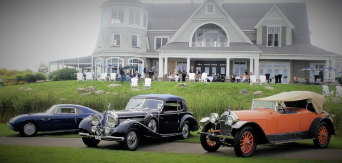 Cobble Beach Concours Photo Gallery
