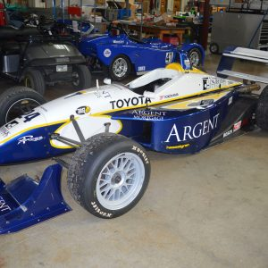 Swift 014 Atlantic Car (Chassis #36) - $69,500