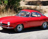 The Alfa Romeo Sprint Speciale – Italian Beauty, Elegance, and Innovation
