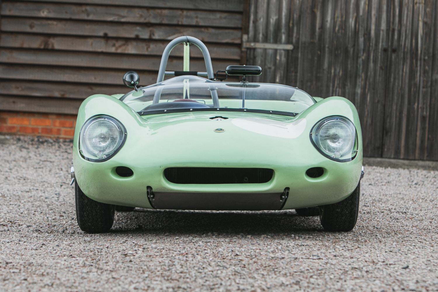 Historic Lotus 19 Raced by Moss, Clark, Hill & Ireland to be Sold