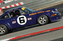 1973 Porsche 911 RSR  -  Mike Follmer Craig R. Edwards