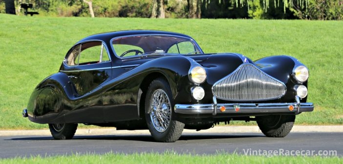 1951 Talbot-Lago T26 Grand Sport by Saoutchik