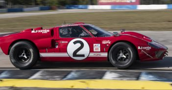 2 Mac McCombs/D Olthoff 09/68 SPF GT40 MkII
