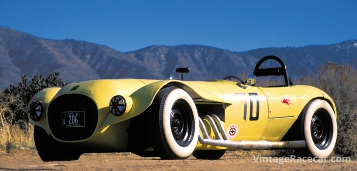 1959 Old Yeller Mk II. Photo: Casey Annis
