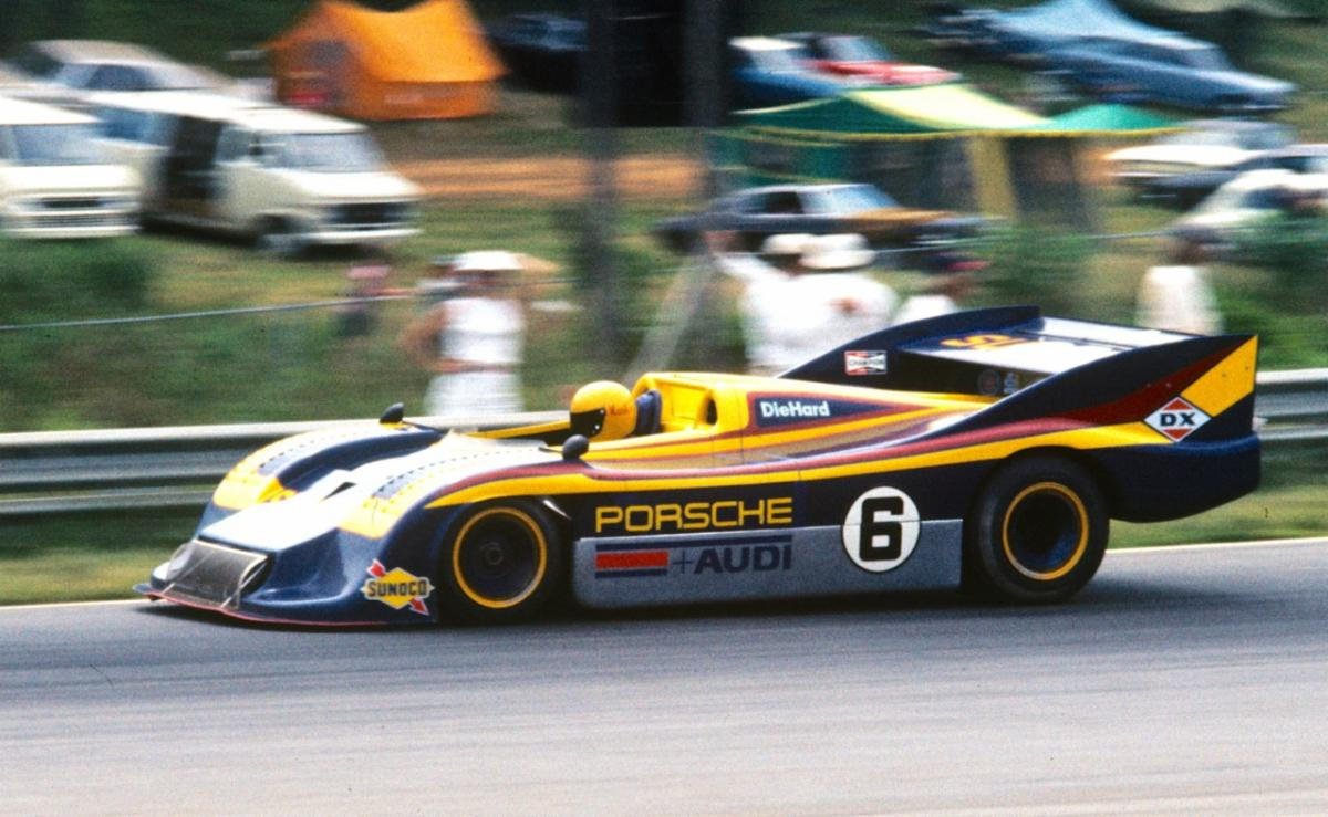 """Porsche's """"Perfect Racing Car"""" to Appear at Amelia Island"""