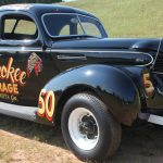 Winning on the Beach—1939 Ford Coupe Modified