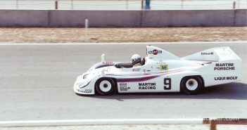 The Porsche 936 makes its race debut at the NŸrburgring (1976).